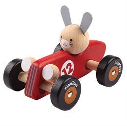 Cooles Baby Fahrzeug mit lenkbaren Achsen! Hase