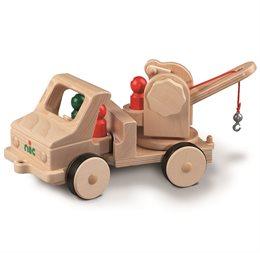 Grundmodell mit Abschleppkran - creamobil