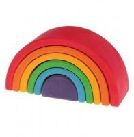 Kleiner Regenbogen 17 cm 6teilig