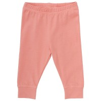 Edle Pastell Pfirsich Baby Leggings