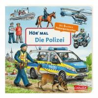 Kinderbuch Hör Mal Polizei ab 2 Jahre