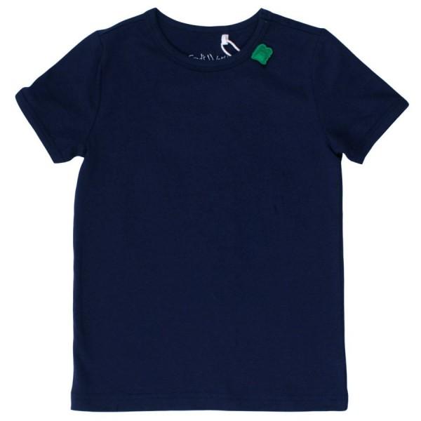 Bio Basic T-Shirt in navy