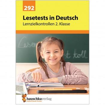 Lesetests in Deutsch – Lernzielkontrollen 2. Klasse