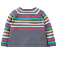 Vorschau: Baby Kinder Cardigan - Strickjacke