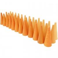 Mandala Orange Cone 36-tlg. Set – ab 36 Monaten