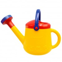 Kleine Gießkanne gelb 1 Liter Motive