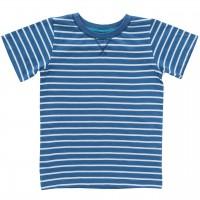 Jungen T-Shirt Ringel blau