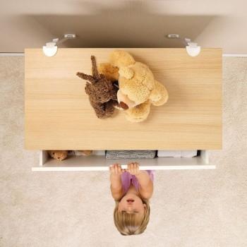Möbel-Kippsicherung weiß