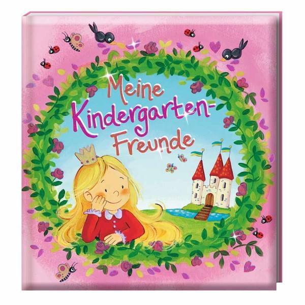 Freundebuch Kindergarten Prinzessin