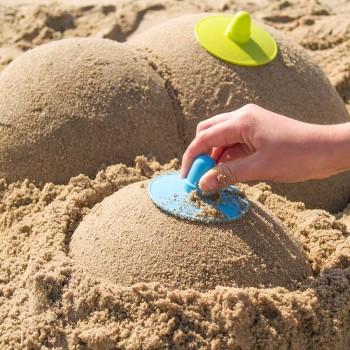 WillySpheres Sand Shapers für Kinder 4 Stück
