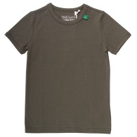 Shirt kurzarm Basic khaki