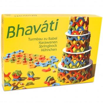 Bhaváti Spiel – Vielseitiges Gesellschaftsspiel ab 3 Jahren
