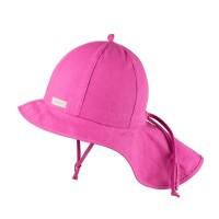 Sonnenhut verstellbar UV Schutz 50+ pink