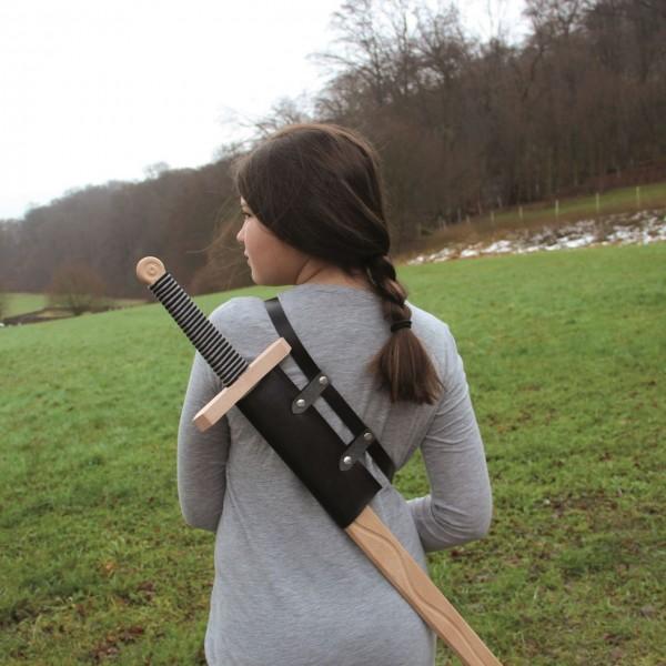 Rückenhalterung für Schwerter ab 60 cm