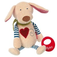 Bio Spieluhr Hund Sigikid - Mozart