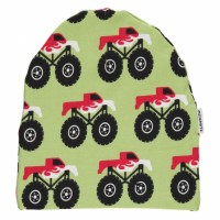 Monster Truck Beanie Kindermütze