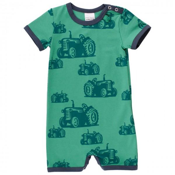 Jungen Beachbody Traktoren grün