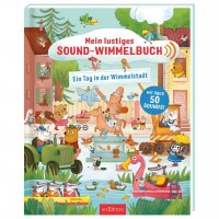 Wimmelbuch mit Sounds Wimmel Stadt ab 3 Jahre