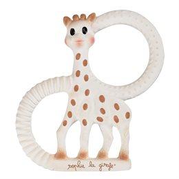 Öko Babyspielzeug Sophie la girafe Naturkautschuk