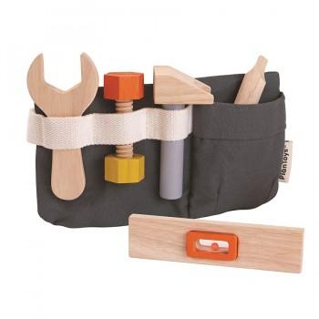 Werkzeuggürteltasche mit Werkzeugen