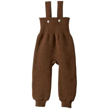 Baby Hose warm hochwertige Wolle braun