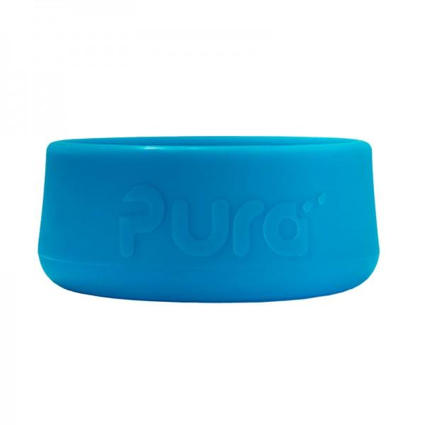 Schutzkappe Flaschenboden bis 325 ml Pura blau