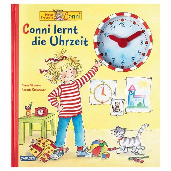 Conni lernt die Uhrzeit ab 5 Jahre