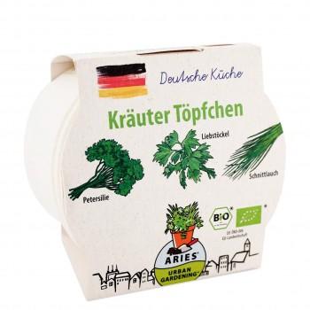 KräuterTöpfchen Deutsche Küche