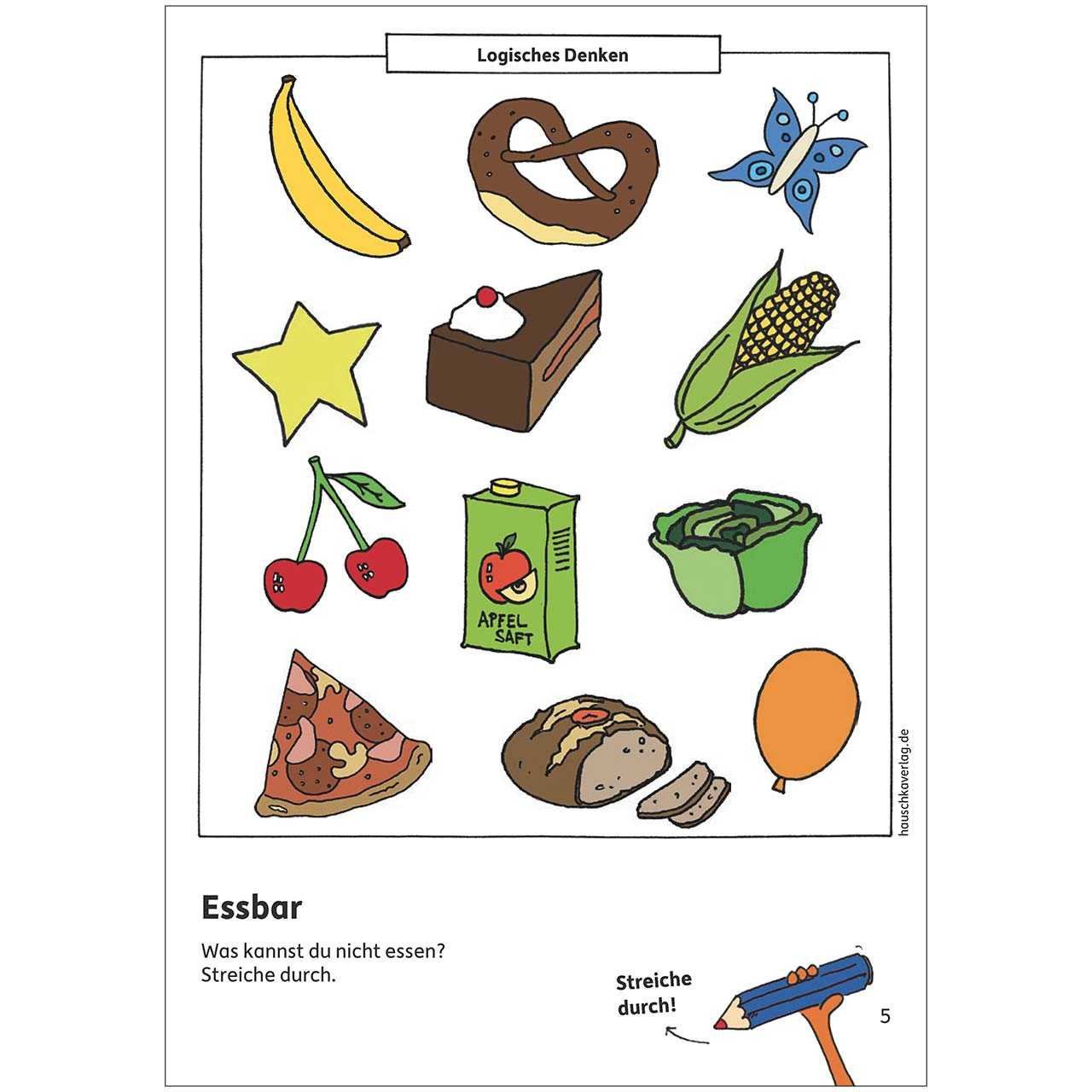 kindergartenblock  rätsel für kinder ab 4 jahre