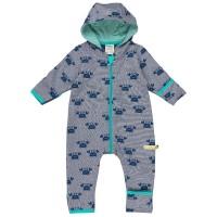 Baby Overall kuschelig und leicht