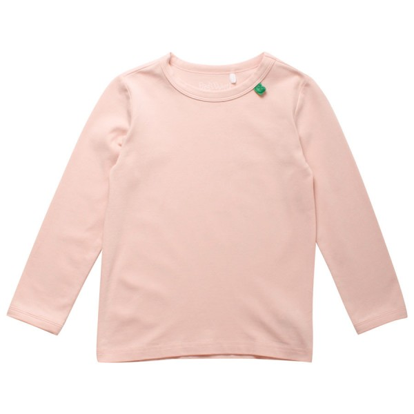 Rosa Basic Langarmshirt