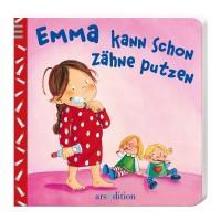 Emma kann schon Zähne putzen - Buch Zähneputzen