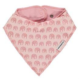 Baby Dreiecktuch mit Elefanten