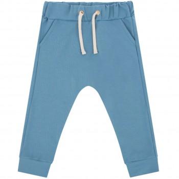 Basic Jogginghose uni blau