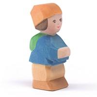 Mo Figur Holzfigur 6,3 cm