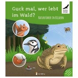 Naturführer für Kinder ab 4 Jahren Waldtiere