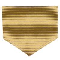 Elastisches Halstuch für Kinder honig binden