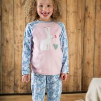 Kuschliger Hasen Pyjama