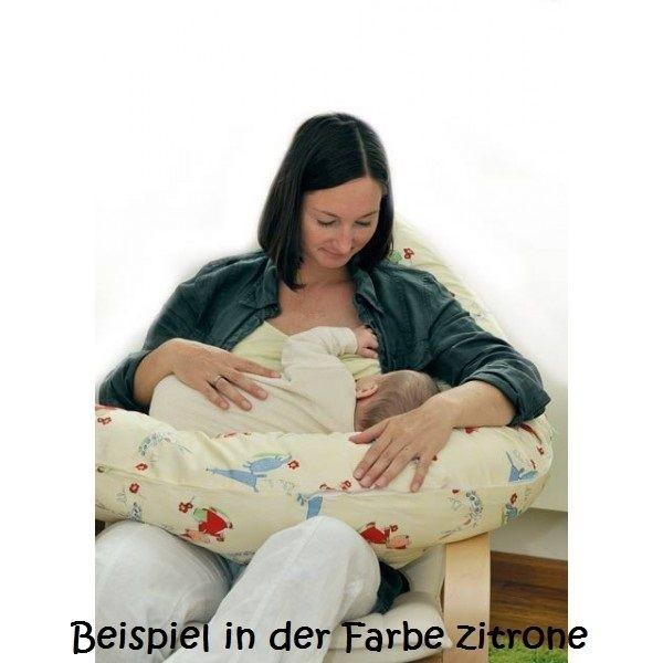 """Bio Stillkissen """"raschelfrei"""" Bärchen"""