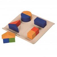 Vorschau: Einfache Geometrie kennenlernen