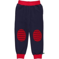 Robuste dickere Jogginghose navy