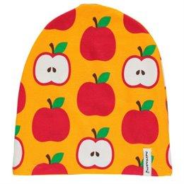 Beanie elastisch doppellagig Sommer Übergangszeit - Apfel