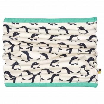 Schlauchschal navy Pinguin