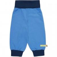 Jogginghose Sweat uni  blau