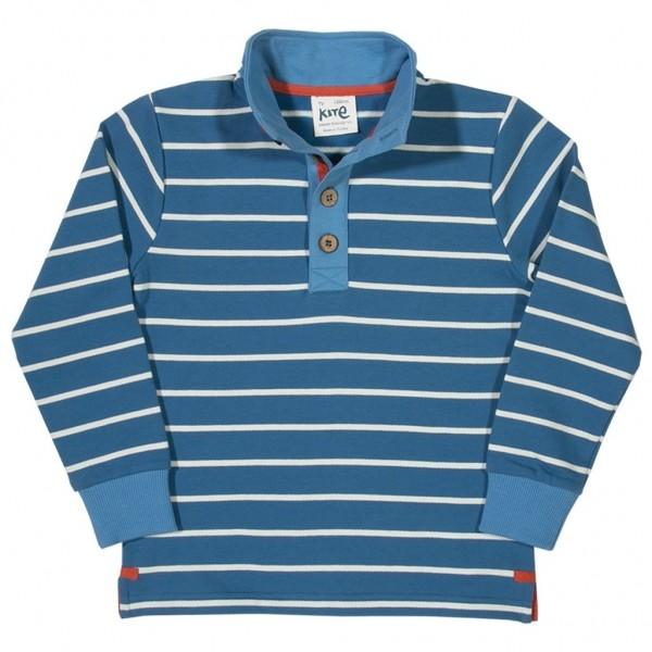 Kuschliges Langarmshirt für die kalten Tage - elegant schick