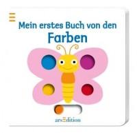 Mein erstes Buch von den Farben