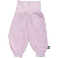 Vorschau: Baby und Kinderhosen Bio mit breitem Hosenbund 3er Pack