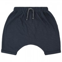 Lässige Baggy-Style Shorts navy