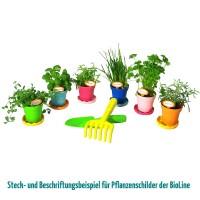 Vorschau: Pflanzenschild bioline - 3er Set