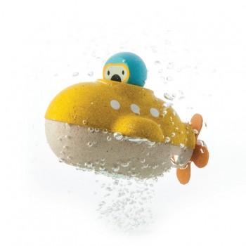 Badewannenspielzeug Uboot aus Holz